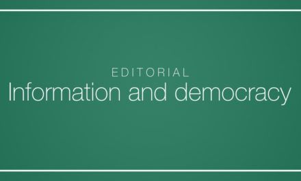 Information and democracy