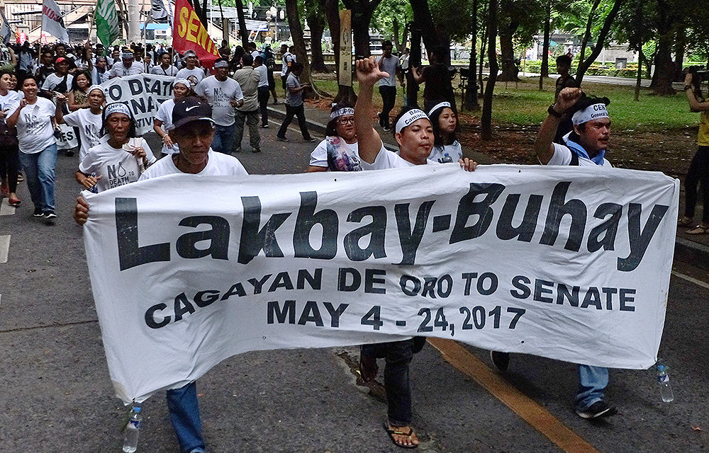 CBCP urges senators to junk death penalty, be 'heroes of life'