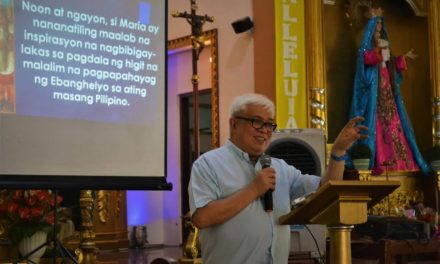 Malolos Composers gather for Liturgical Music Seminar