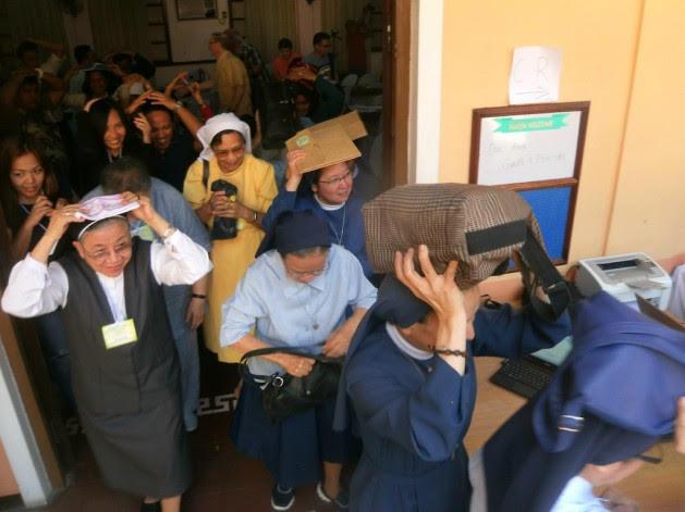 Manila archdiocese intensifies disaster preparedness