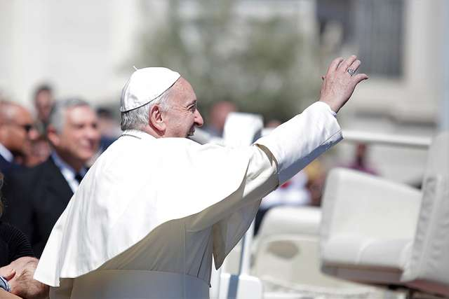 Pope Francis: Work is more than money, it's about the person