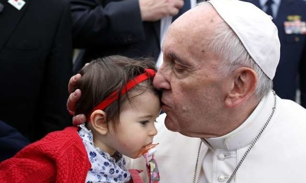 Pope Francis: Fatima reminds us to care for the faith of children