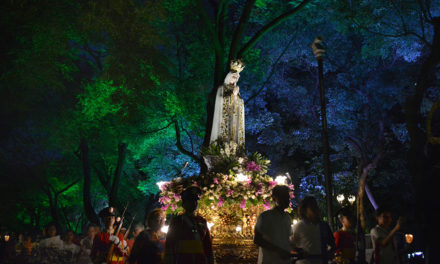 UST marks 100th anniversary of Fatima apparitions |