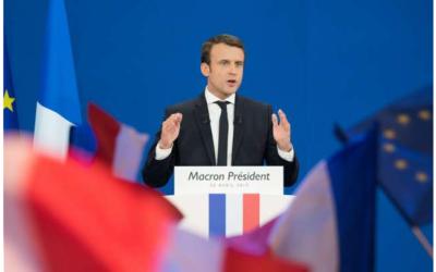 Catholic bishop urges Macron to fight for France's good
