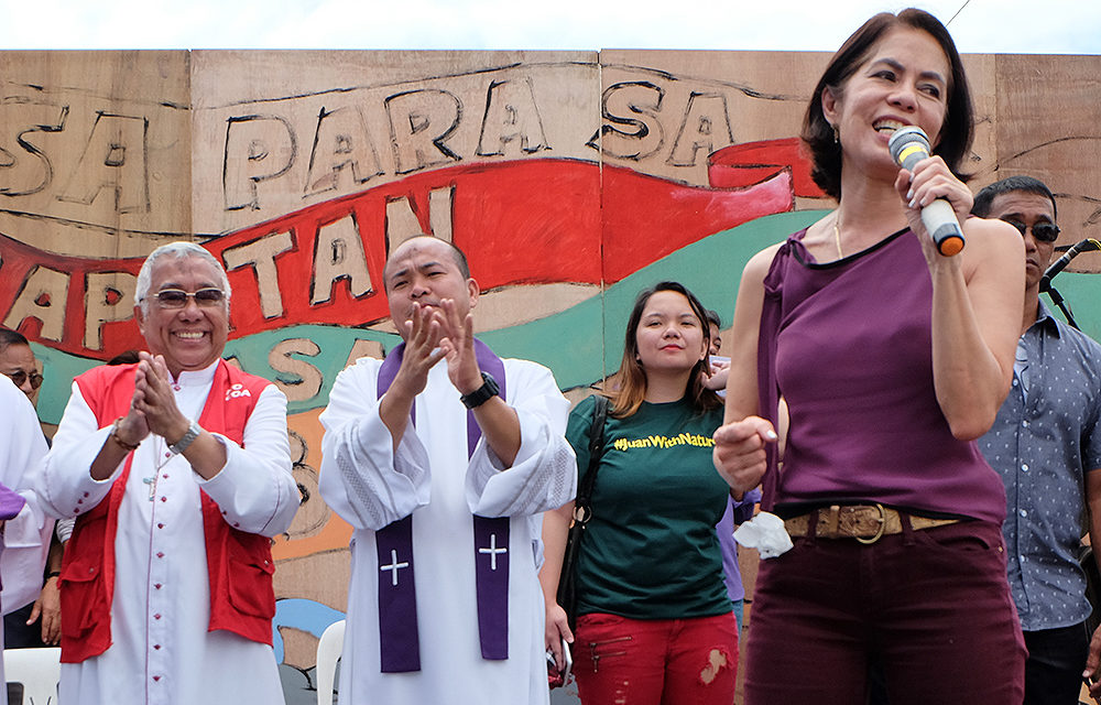 Gina Lopez's rejection a 'great loss', bishops say