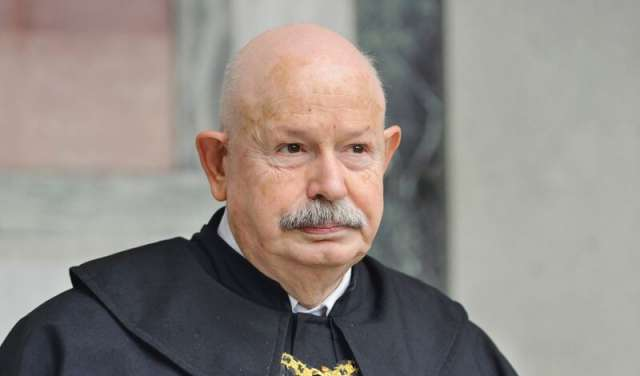 Order of Malta elects interim Grand Master amid ongoing reform
