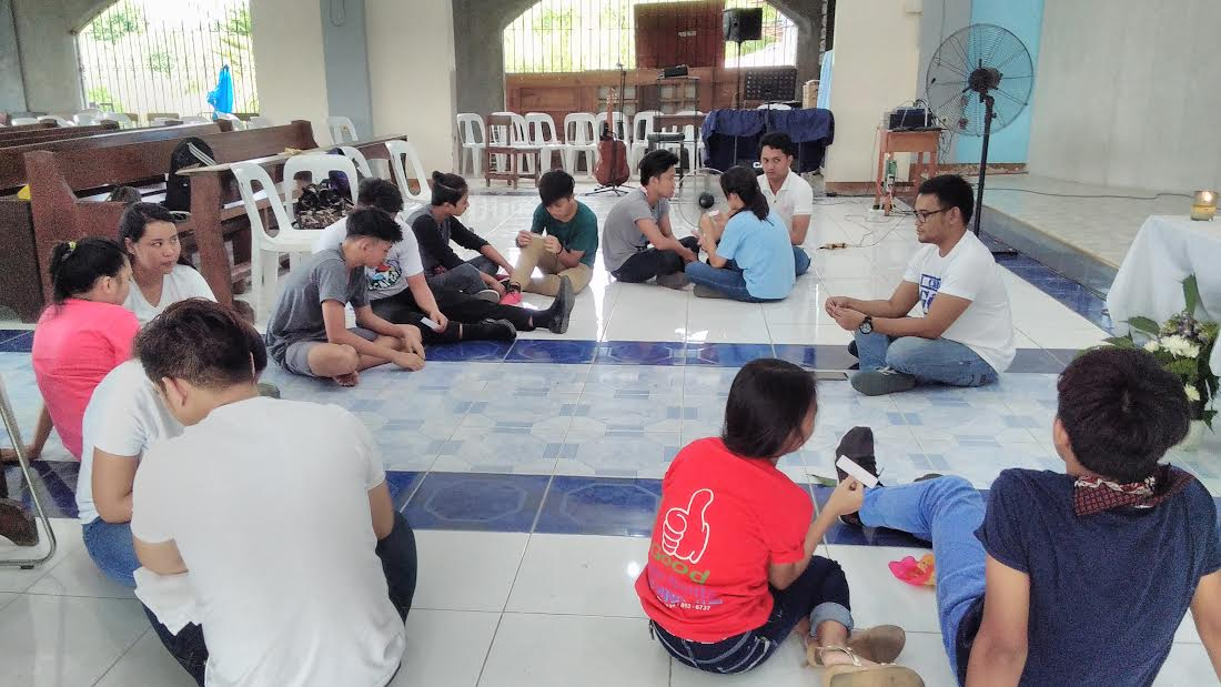Antipolo youth hold back-to-back community-centered events