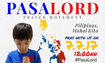Filipinos asked to join in praying for peace
