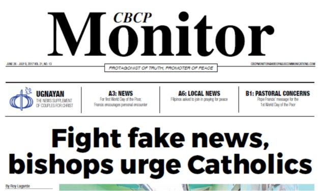 CBCP Monitor Vol 21 No 13