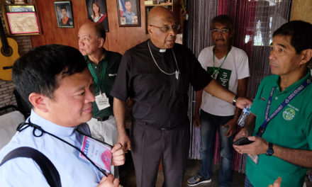 Cardinal Napier lauds CFC's work for poor