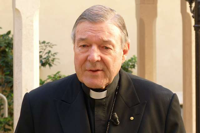 Australian police charge top Vatican official with sexual abuse
