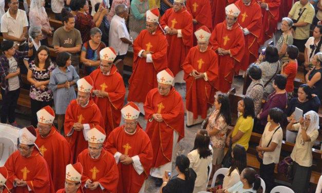 Fight fake news, bishops urge Catholics