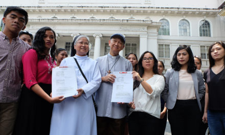 Church leaders seek SC intervention on martial law