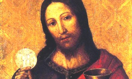 Eucharist: the vital link with Jesus and neighbor