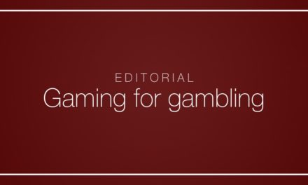 Gaming for gambling