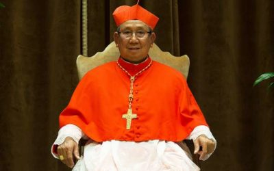 Laos' first cardinal focused on evangelization, dialogue