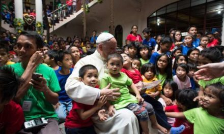 Francis declares future month of prayer for missionary work