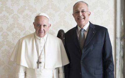 Carl Anderson among appointments to Pontifical Academy for Life