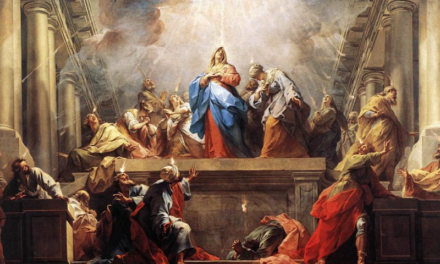 The transforming and unifying role of the Holy Spirit