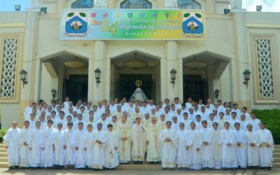 Bishop shares hopes as Antipolo diocese turns 34