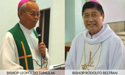 2 bishops die on same day