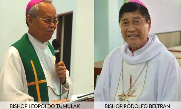 2 bishops die on same day