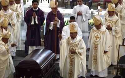 Military Bishop Tumulak laid to rest