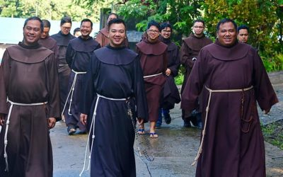 VisMin Franciscans mark 10 years on St. Anthony's feast