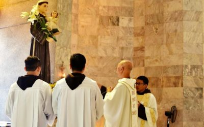 Friars told: Going to peripheries is 'higher martyrdom'