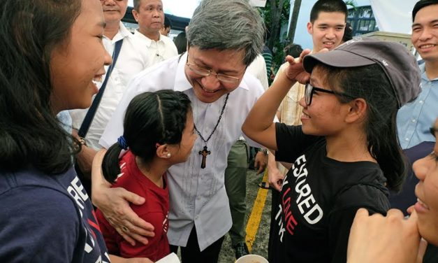 Cardinal Tagle reveals 'ordeal' of traveling