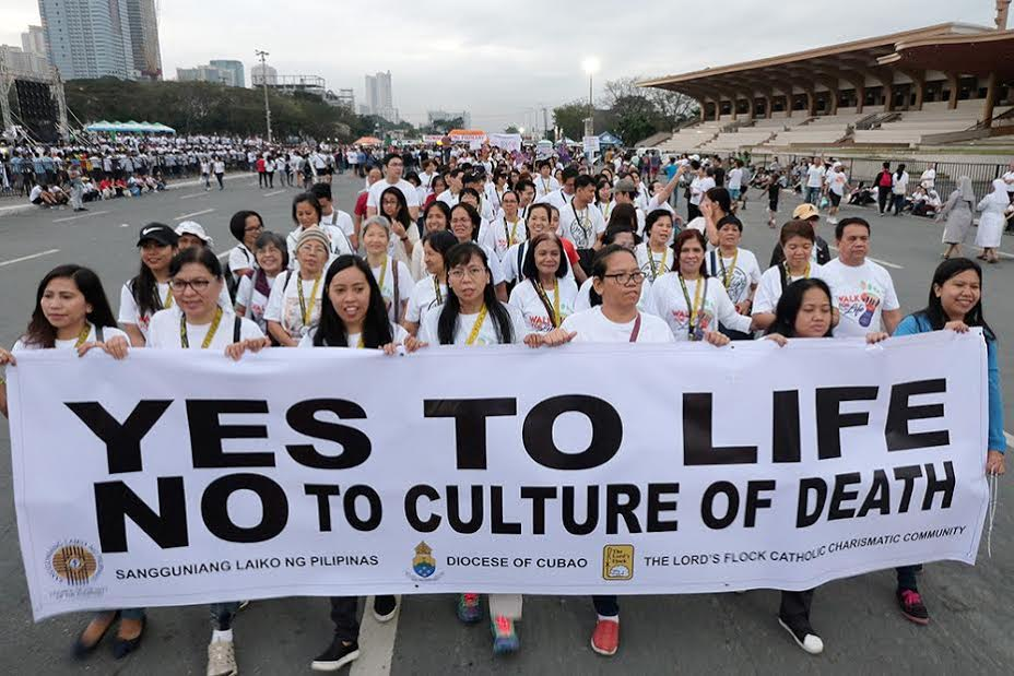 Lay people gear up to march for life