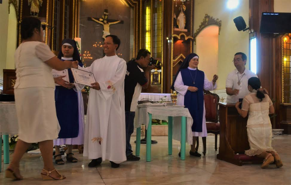 Malolos diocese's 189 catechists graduate