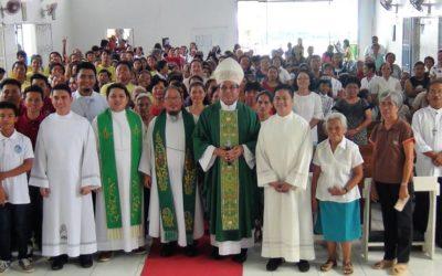 Borongan 'Parish Days' celebrate Fatima