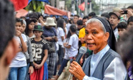Lumads call for end to martial law