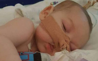 Francis prays for Charlie Gard, as his parents end legal battle