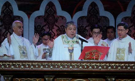 Vatican envoy to UN leads Mass at 'new evangelization' confab
