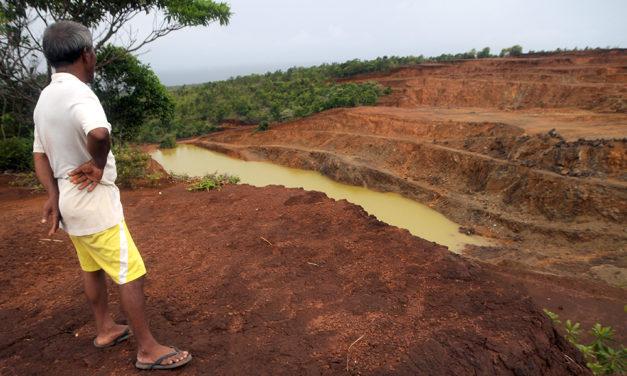 Borongan bishop, clergy want mining closed in Manicani