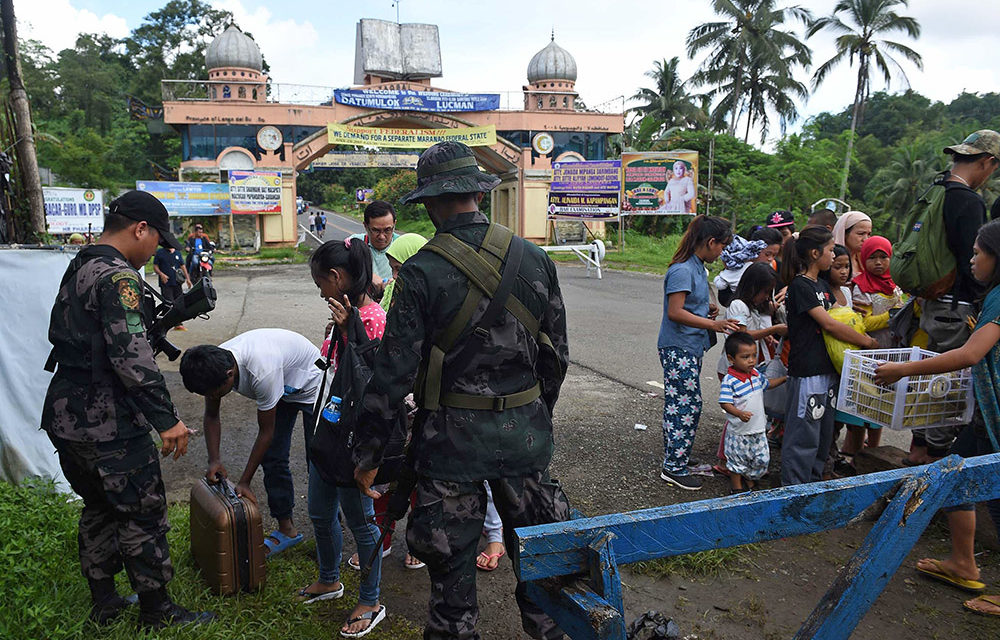 Marawi bishop opposes martial law extension