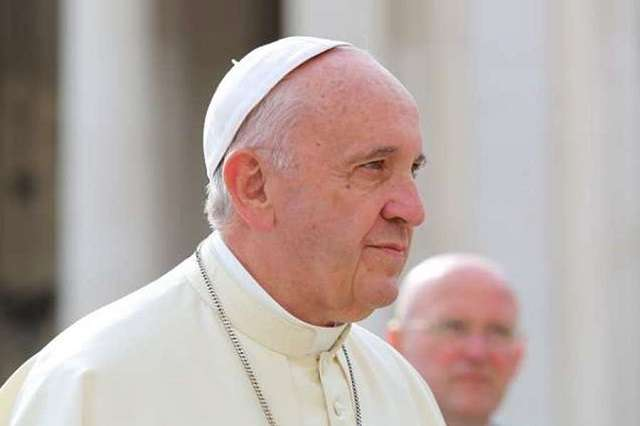 Pope Francis: World hunger is a result of indifference and selfishness