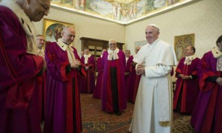 In latest appointments, Pope names new members of Roman Rota