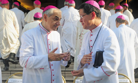 Papal nuncio moving to Croatia after 6 years in PH