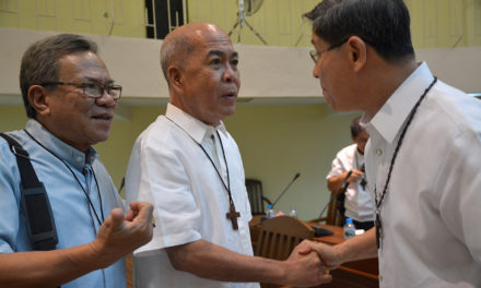 Archbishop Valles is new CBCP president