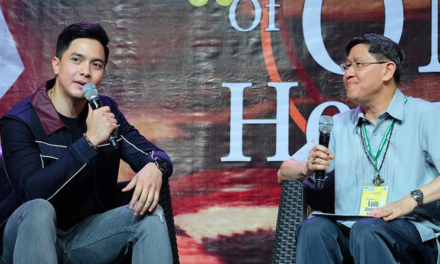 Alden Richards: 'My faith keeps me sane'
