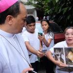 Bishop asks Duterte to 'reconfigure' drug war