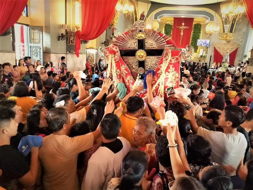 Bishop: 'Krus sa Wawa' reminds us to carry our cross