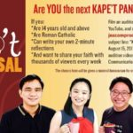 Auditions on for next 'Kape't Pandasal' host