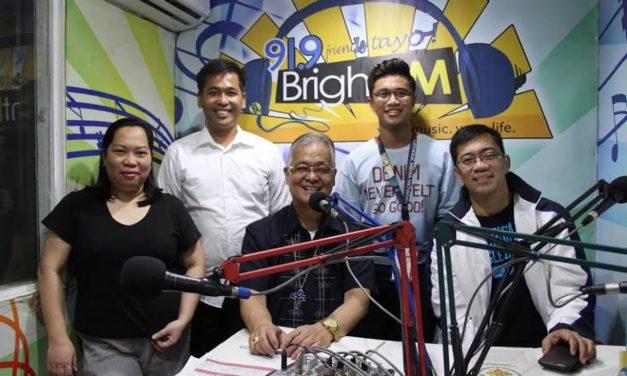 San Fernando diocese amplifies evangelization via radio
