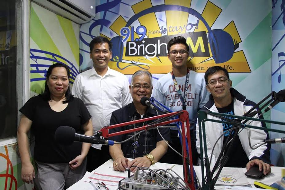 San Fernando diocese amplifies evangelization via radio