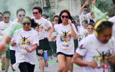 Parish to mark 38 years with 'Colorburst 2017'