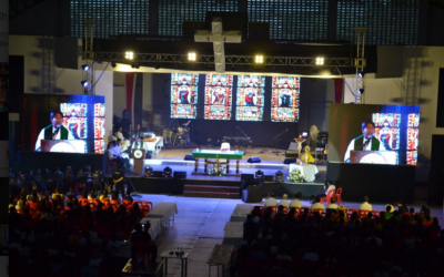 Metro Manila singles told: 'Loving others impossible without God'